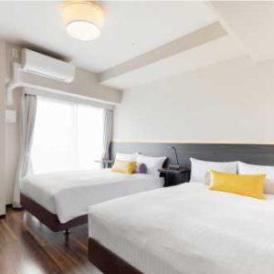 Osaka Hotel room