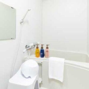 Osaka Hotel separated bathroom