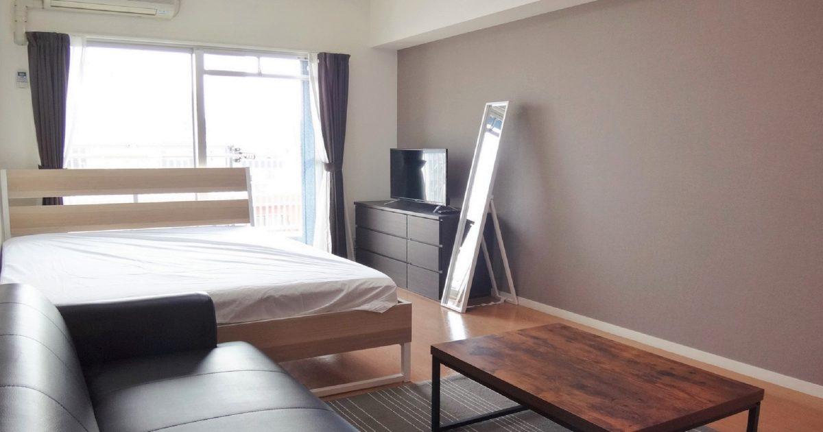 BSS apartment