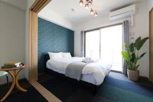 自主隔離ホテル-福岡-12 客室