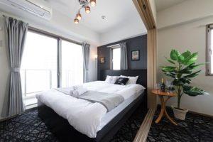 自主隔離ホテル-福岡-11 客室