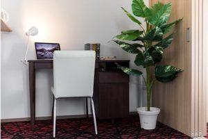 自主隔離ホテル-福岡-10 客室