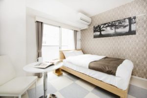 自主隔離ホテル-福岡-6 客室